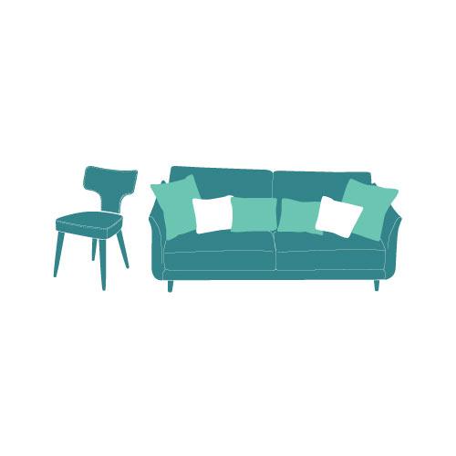 El complemento ideal para tu sofá