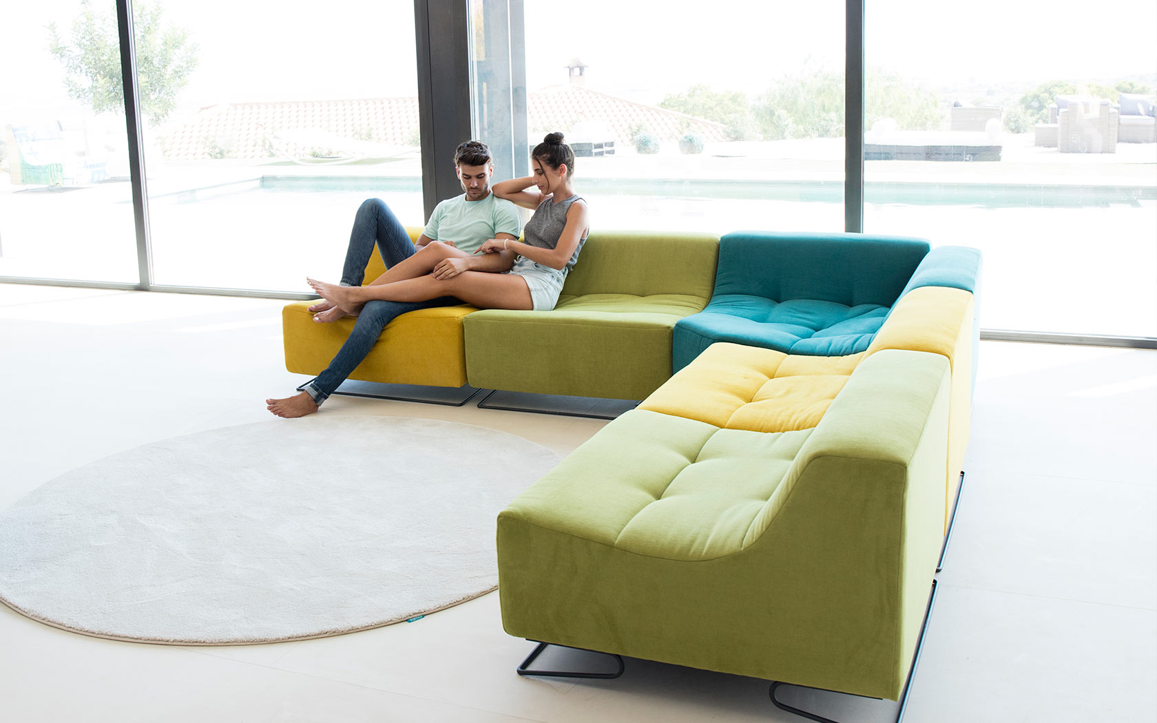 Luci Pop sofa fama 2019 12