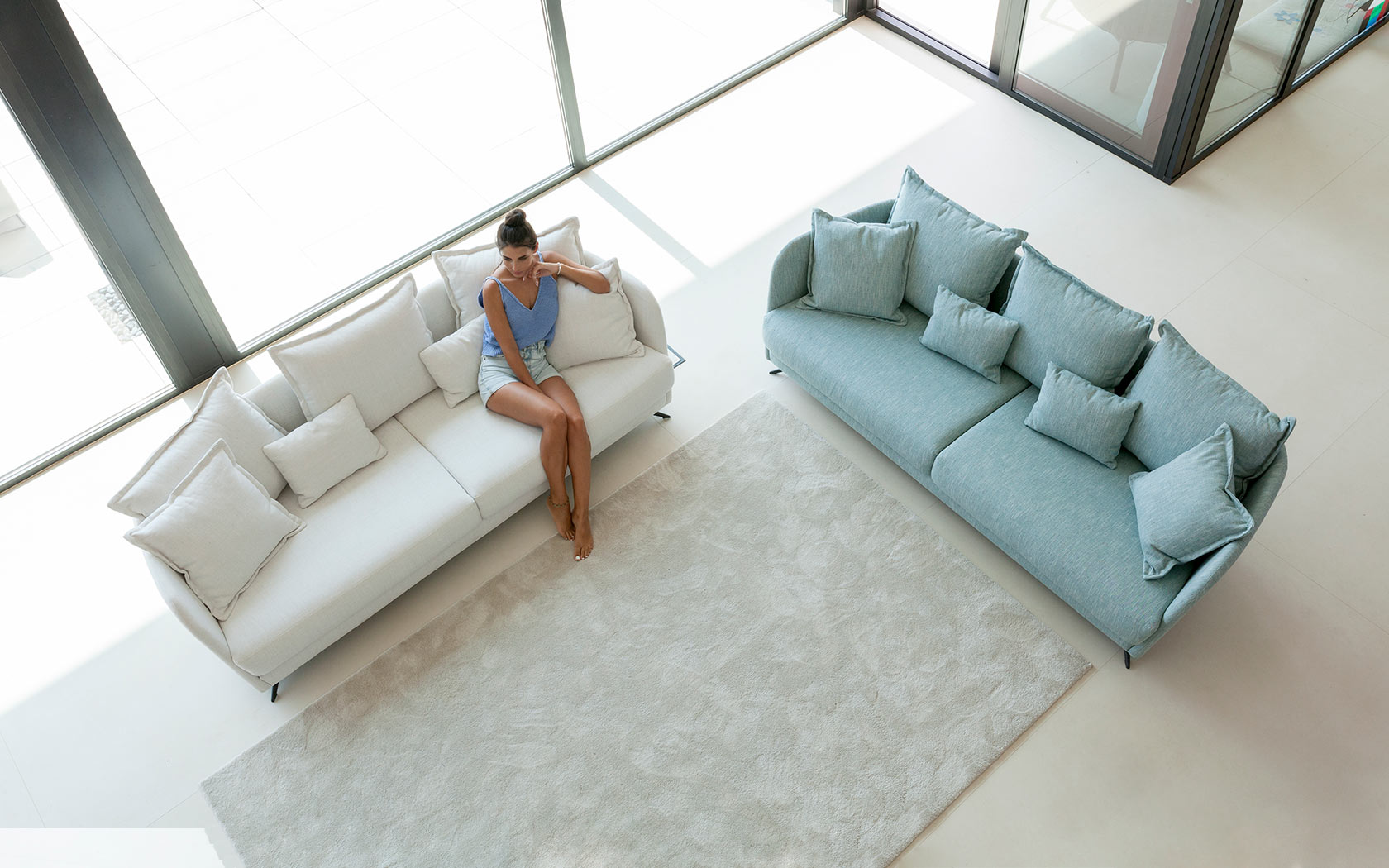 Nadine sofa Fama 2019 05