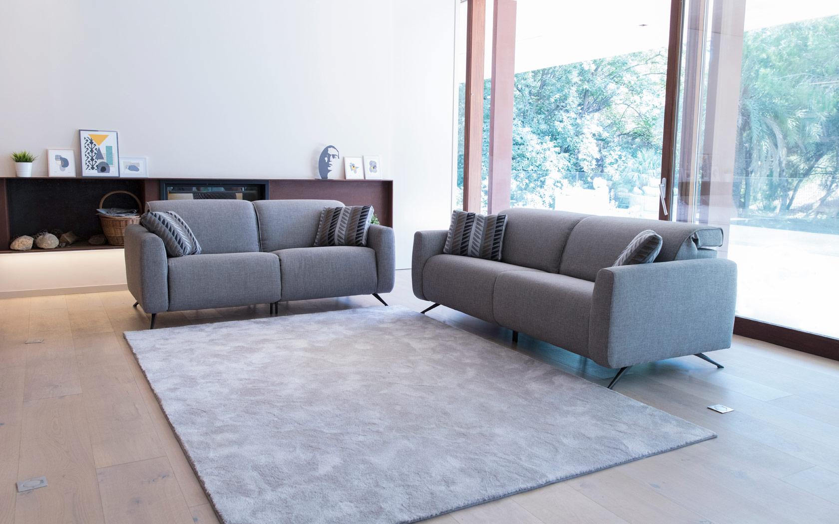 Atlanta Recliner Sofa Fama Sofas