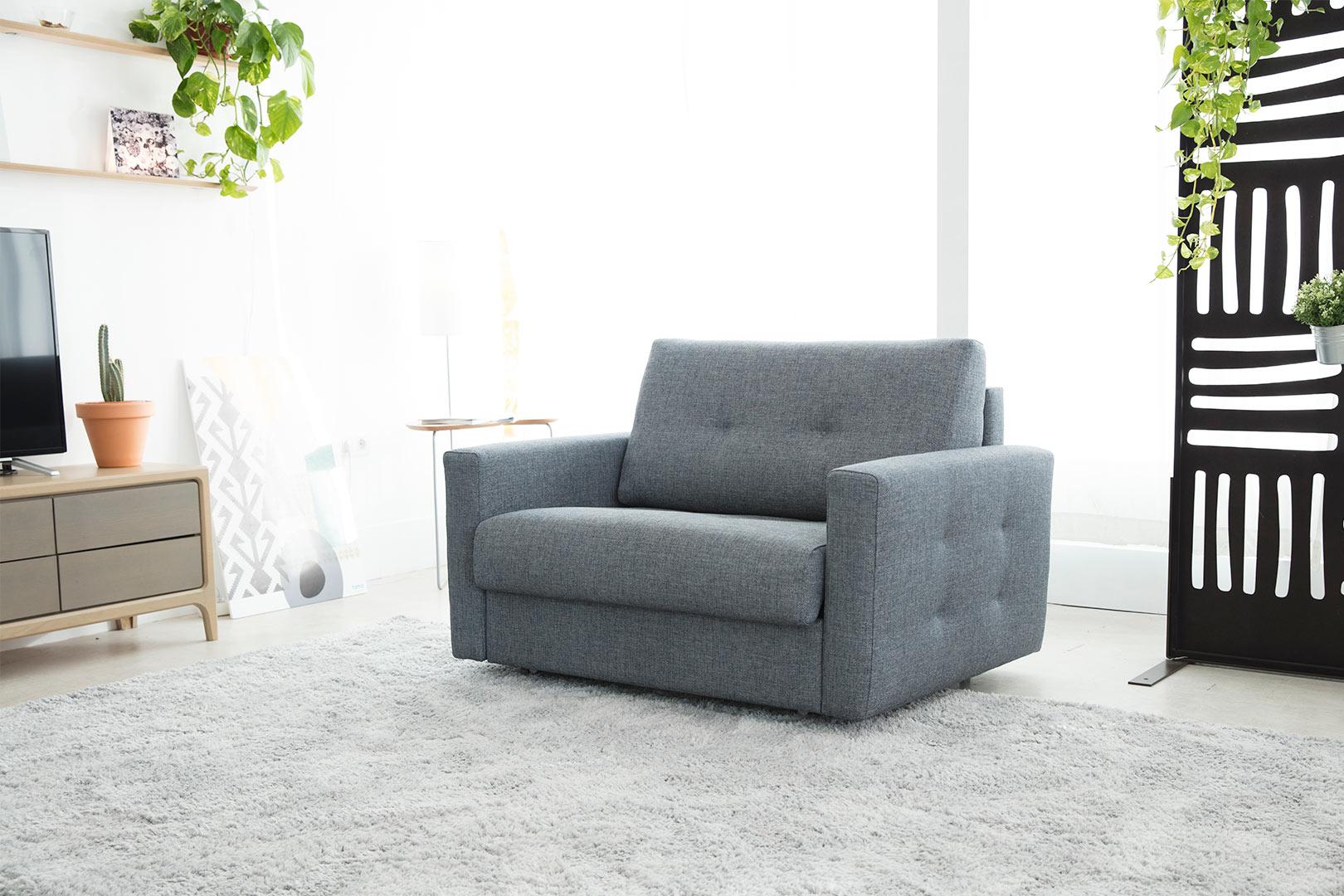 Bolero fama armchair bed 2020 02
