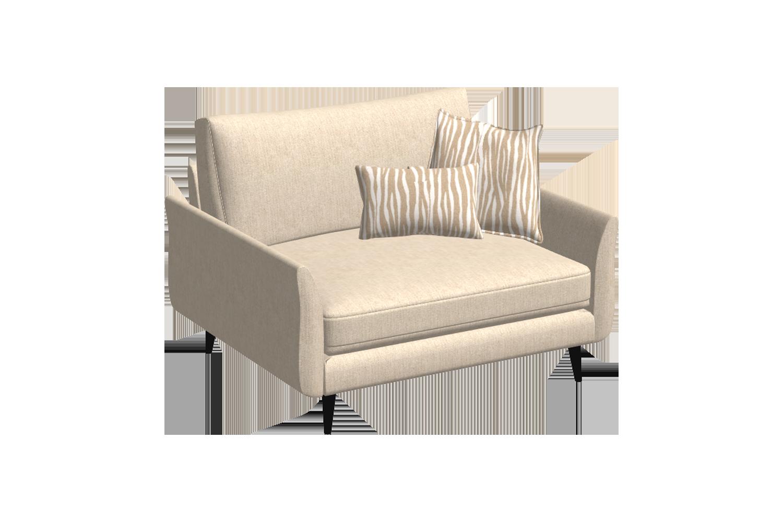 Helsinki sillón cama - simulador 2D