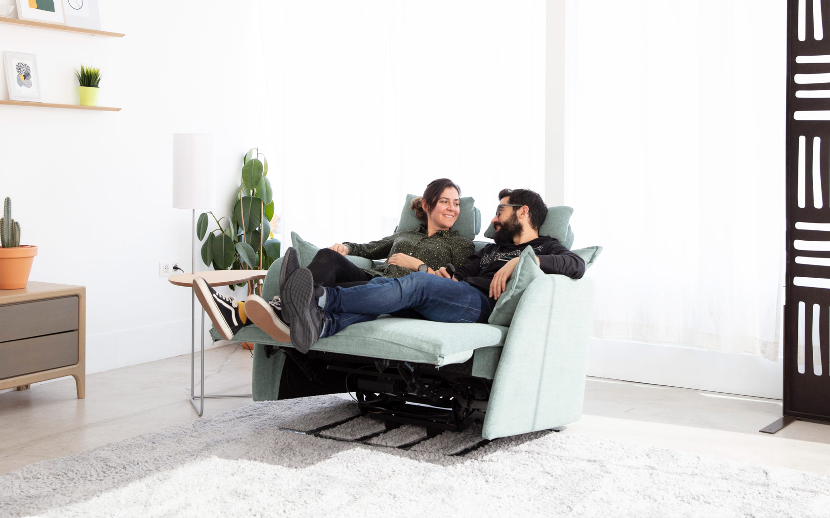 Nadia XL sillón doble Fama 2020 05