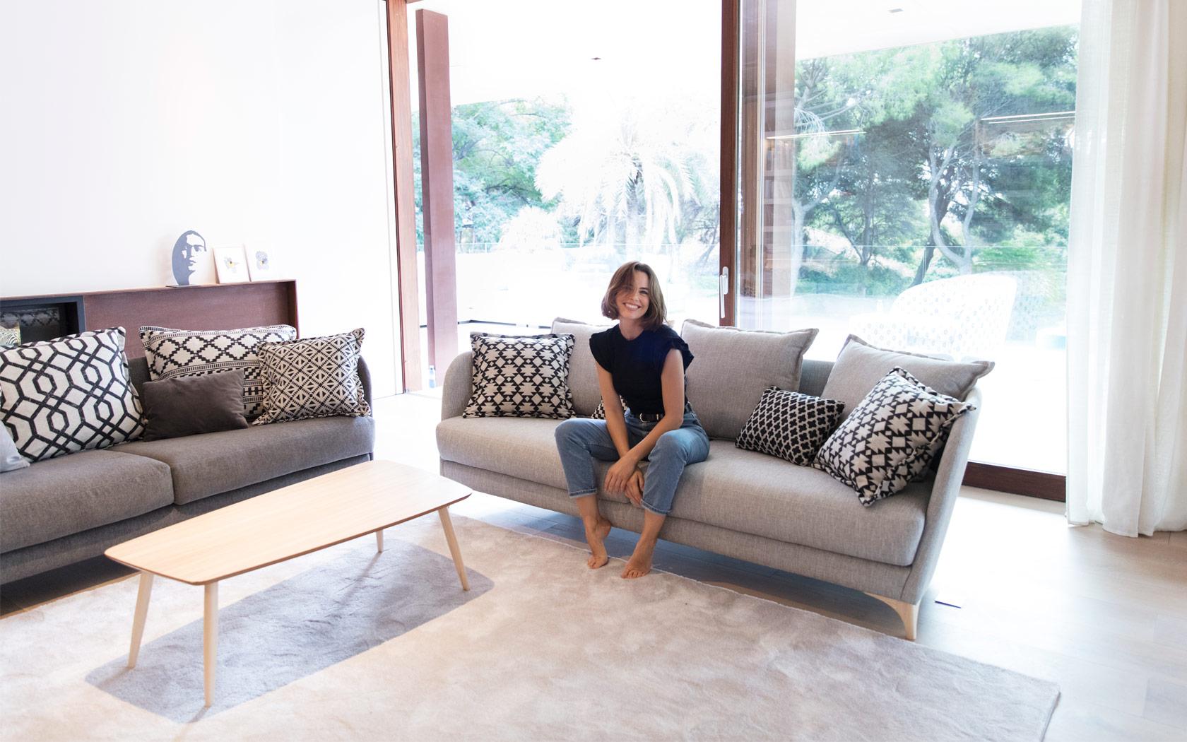 Nadine sofa Fama 2020 01