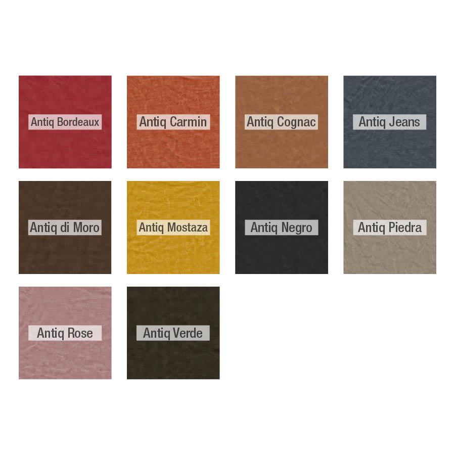 Antiq colores piel Fama 2020