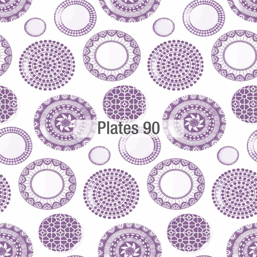 Dishes color tela Fama 2020 15