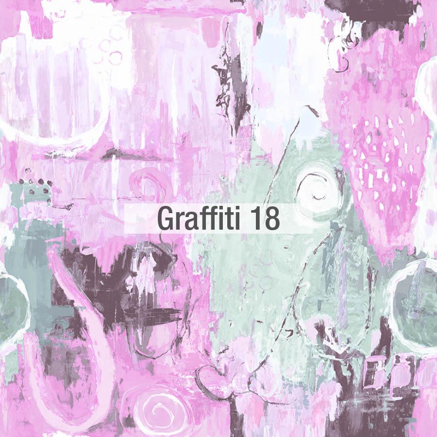 Graffiti colores tela Fama 2020 10