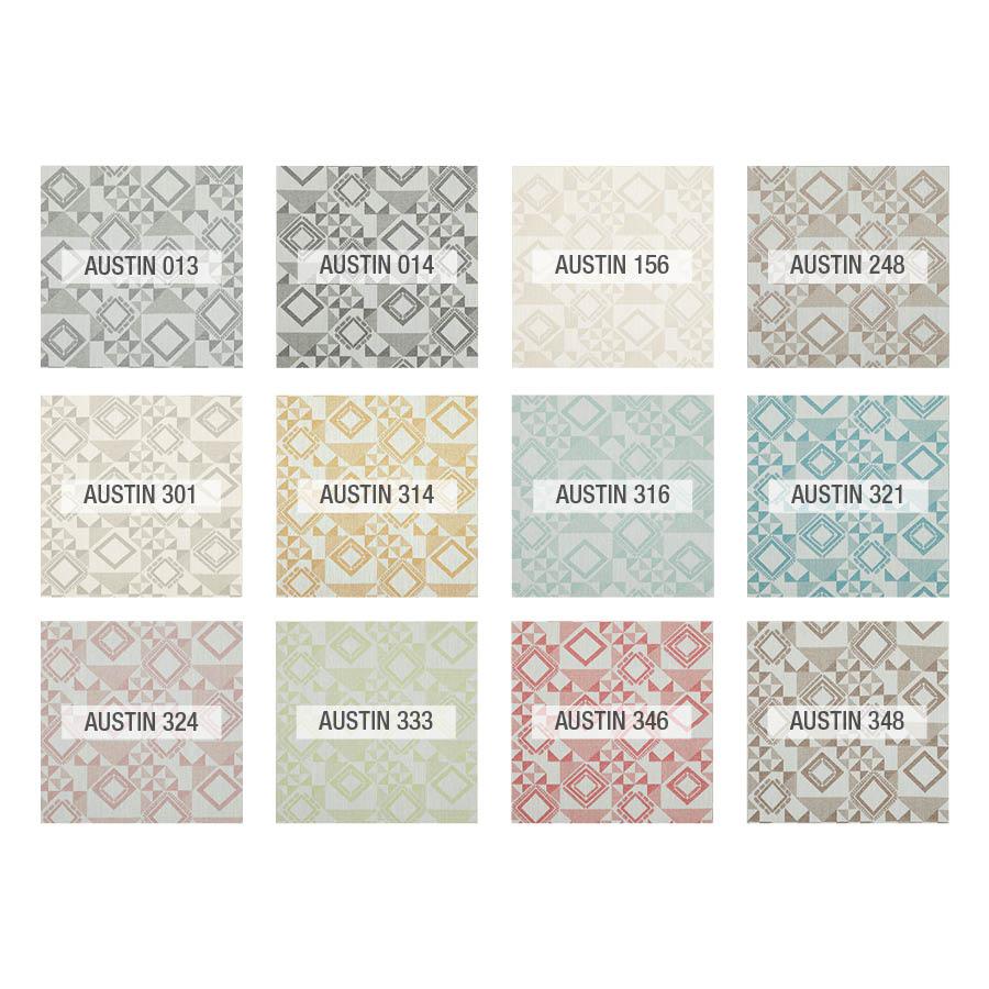 Hudson colores tela Fama 01