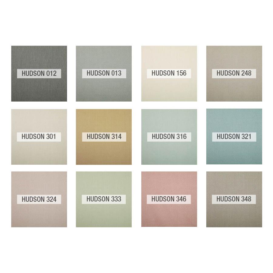 Hudson colores tela Fama 04