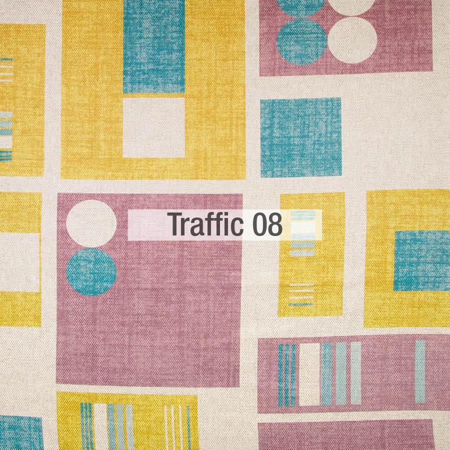 Traffic colores tela fama 01