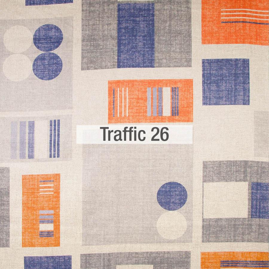 Traffic colores tela fama 03