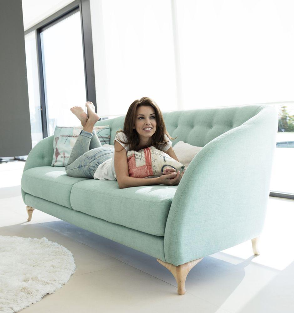Tonalidades aguamarina sofas y sillones Fama 05