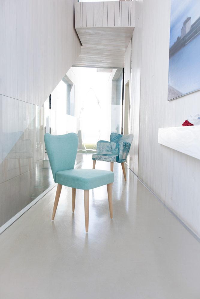 Tonalidades aguamarina sofas y sillones Fama 11
