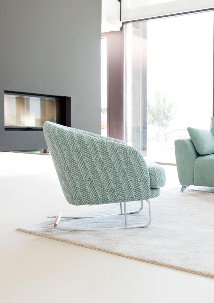 Tonalidades aguamarina sofas y sillones Fama 12