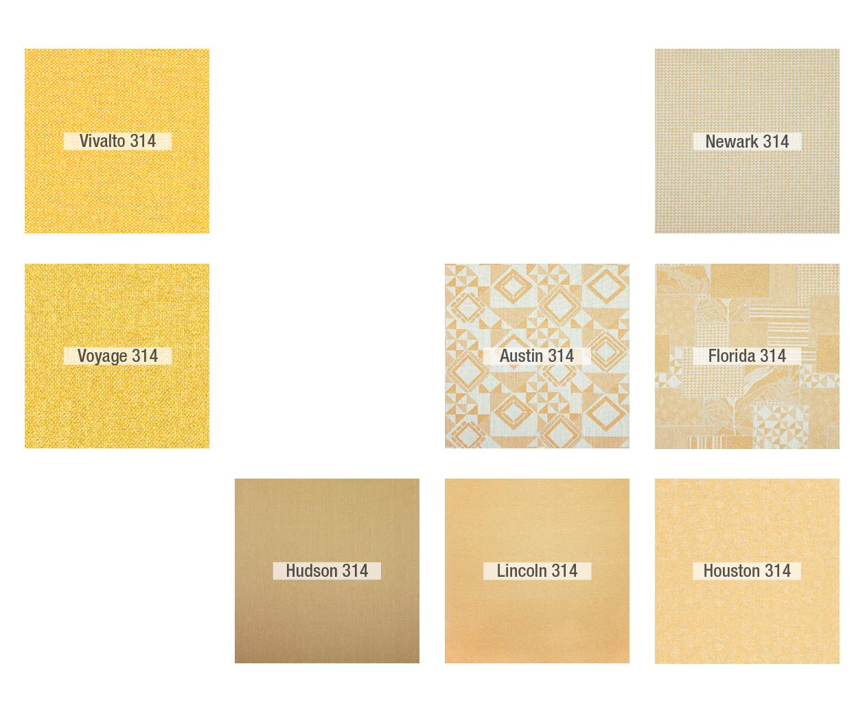 Inspiración Amarillo - Tapicerias 4