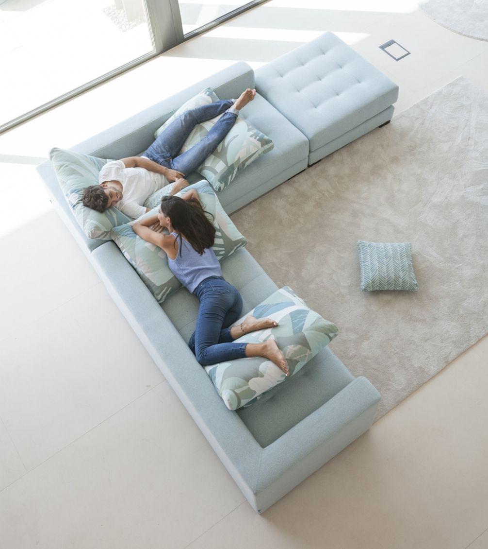 Tonalidades azules sofas y sillones Fama 02