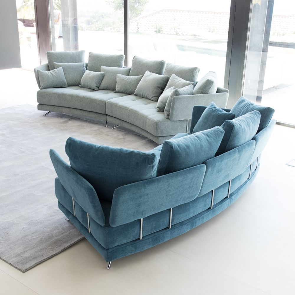 Tonalidades azules sofas y sillones Fama 05