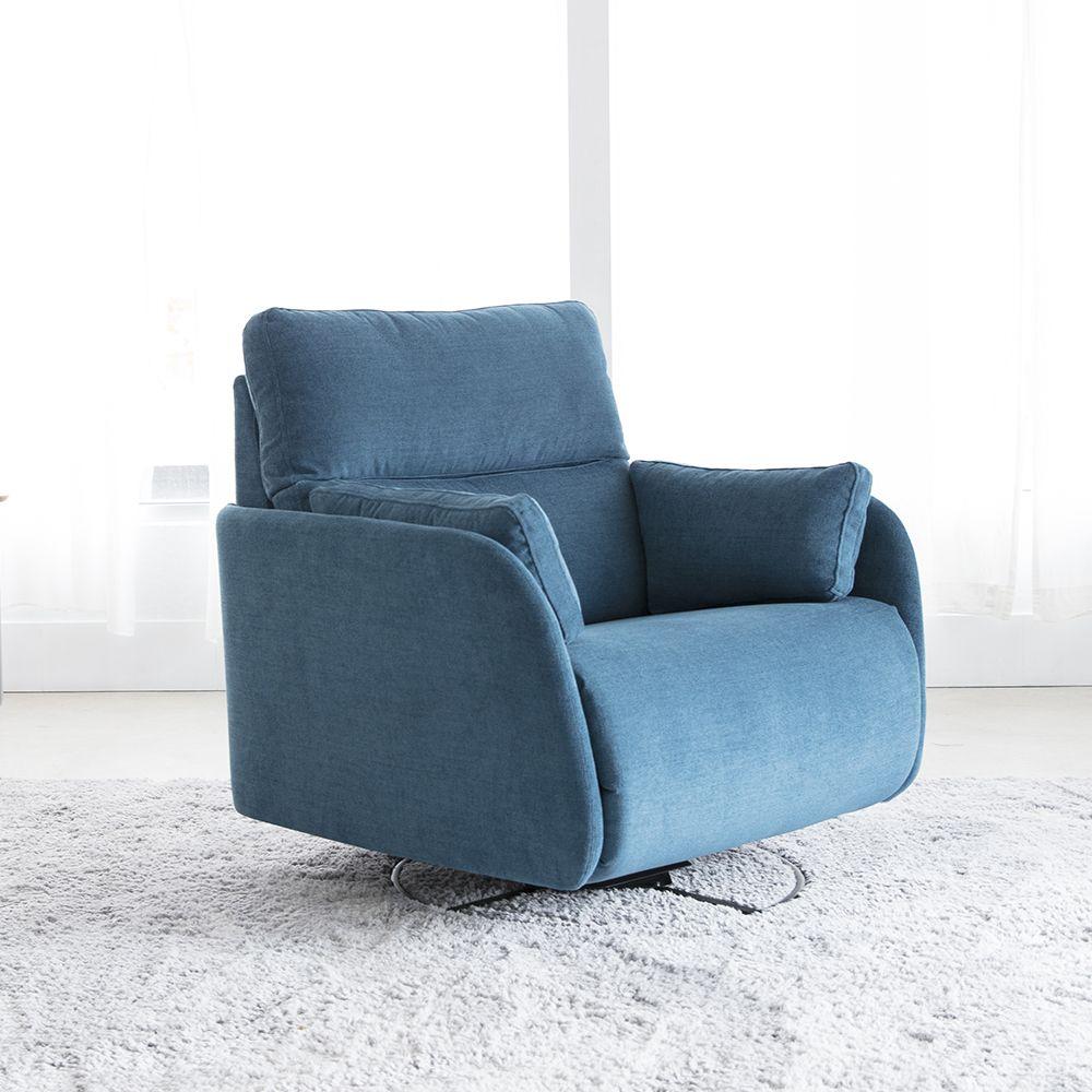Tonalidades azules sofas y sillones Fama 07
