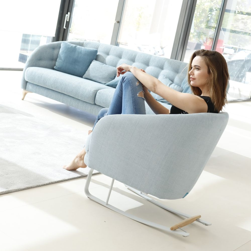 Tonalidades azules sofas y sillones Fama 08