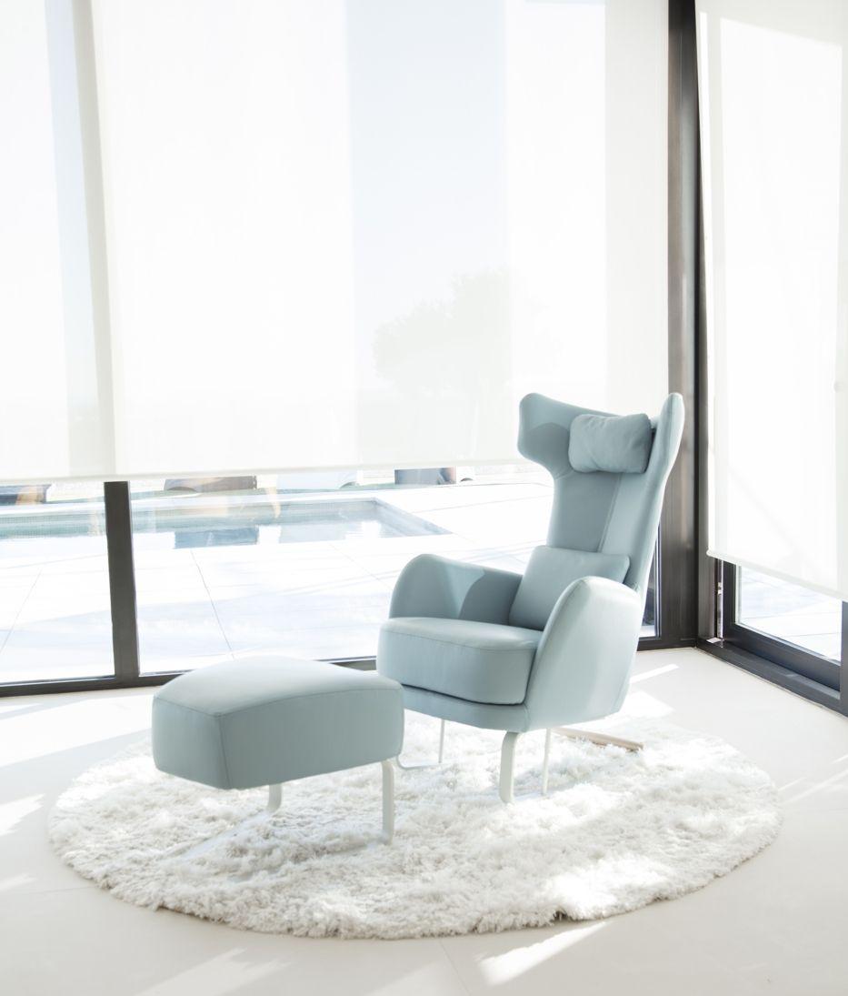Tonalidades azules sofas y sillones Fama 09