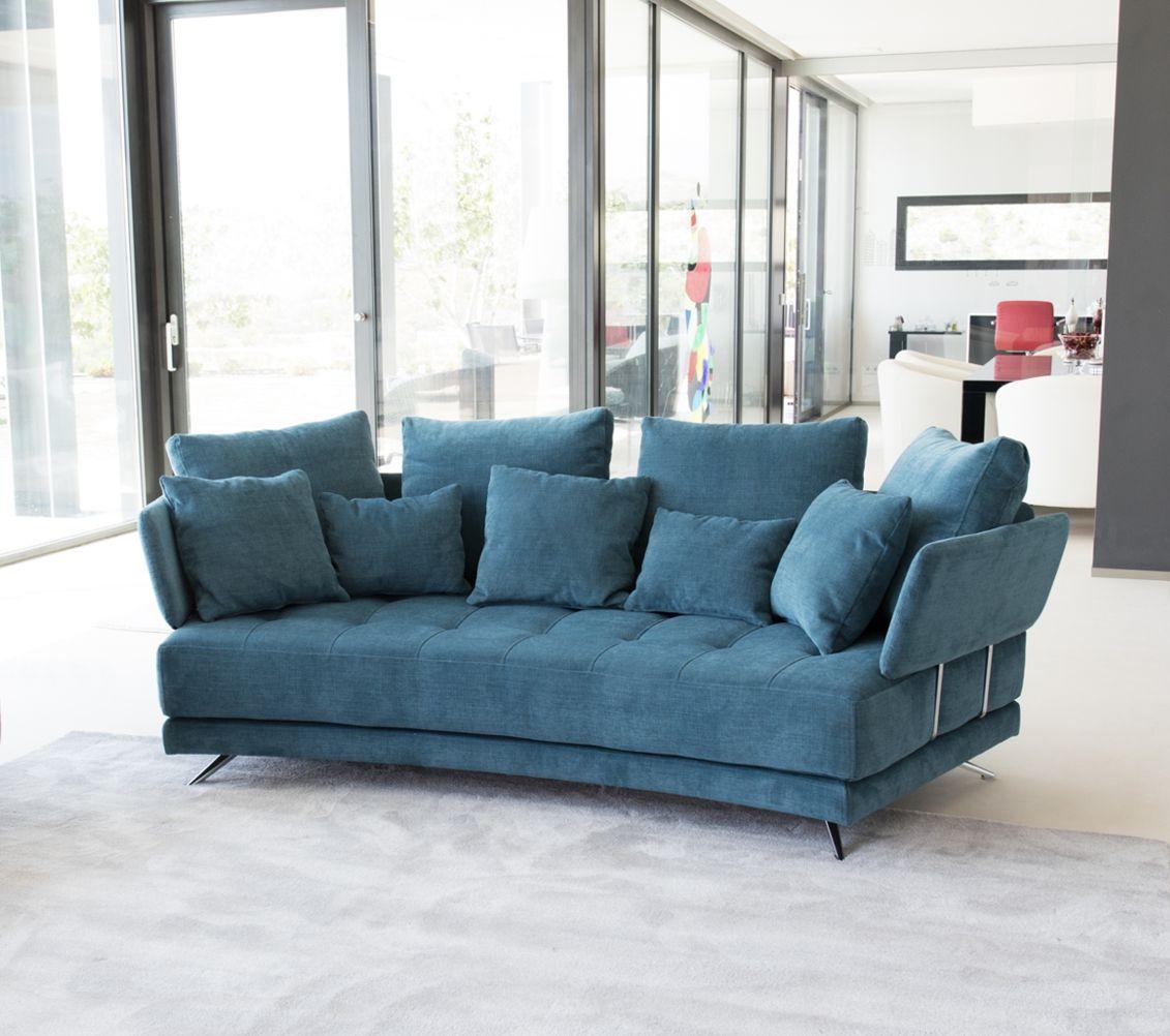 Tonalidades azules sofas y sillones Fama 11