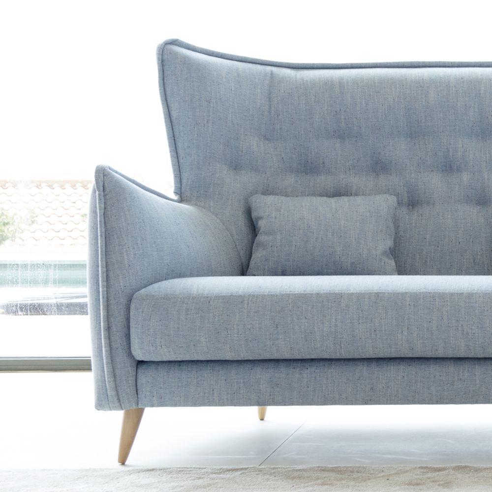 Tonalidades azules sofas y sillones Fama 13