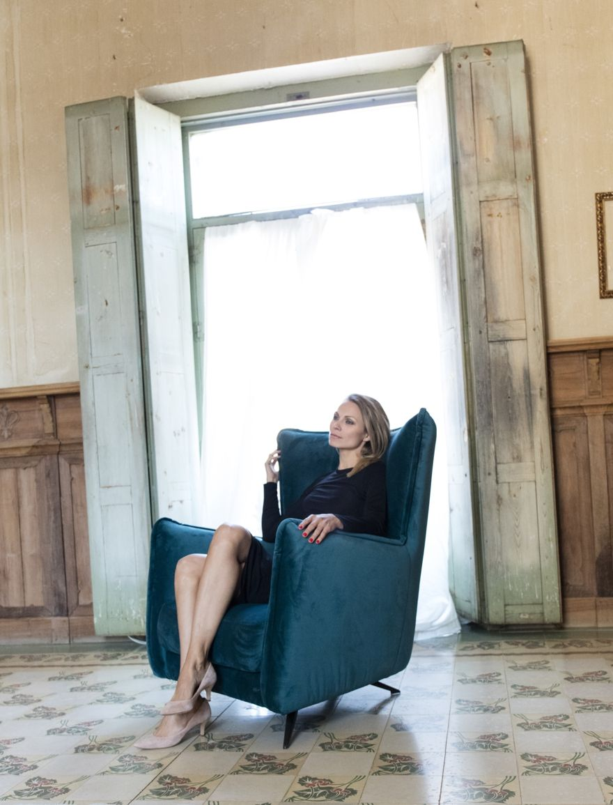 Tonalidades azules sofas y sillones Fama 15