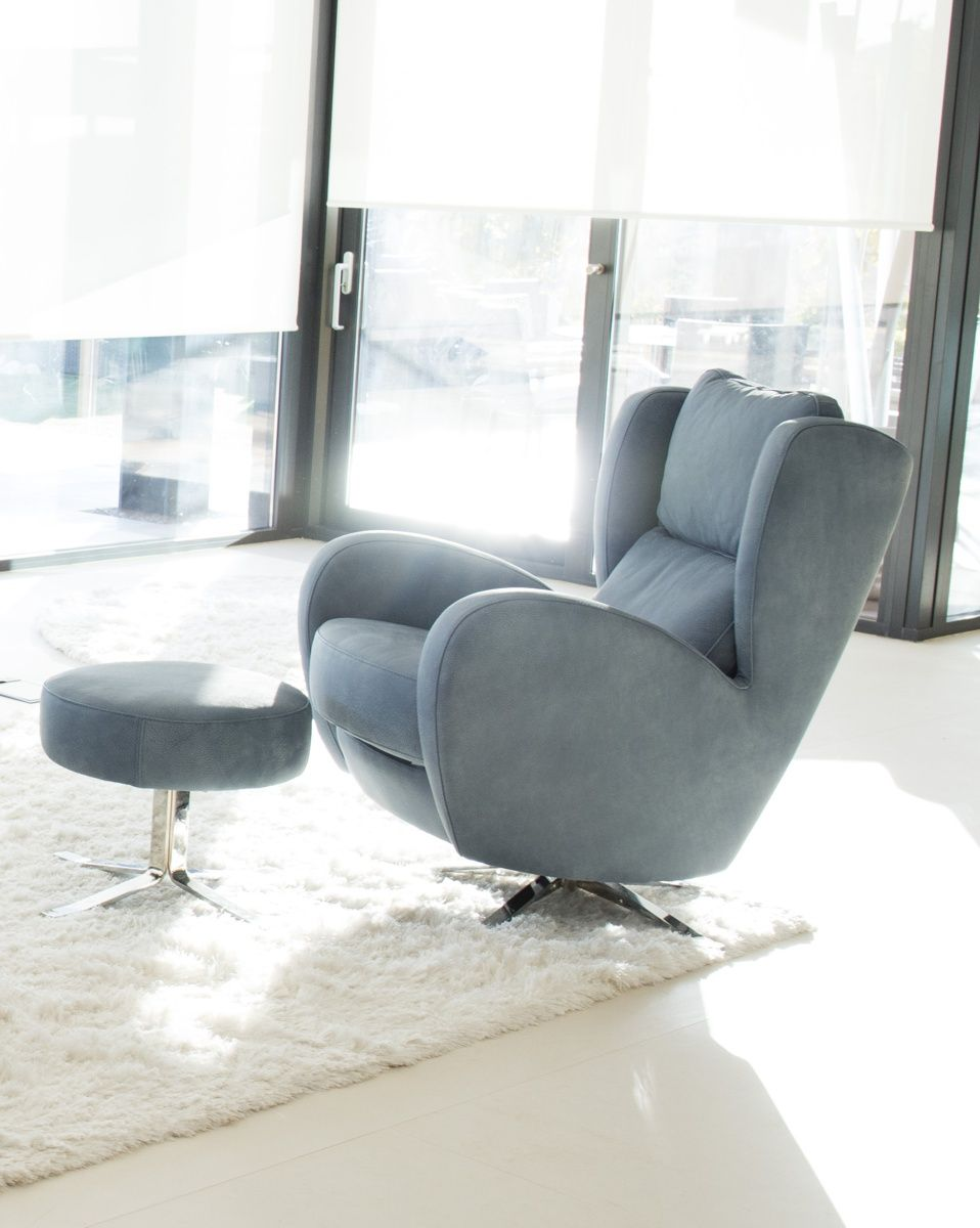 Tonalidades azules sofas y sillones Fama 17