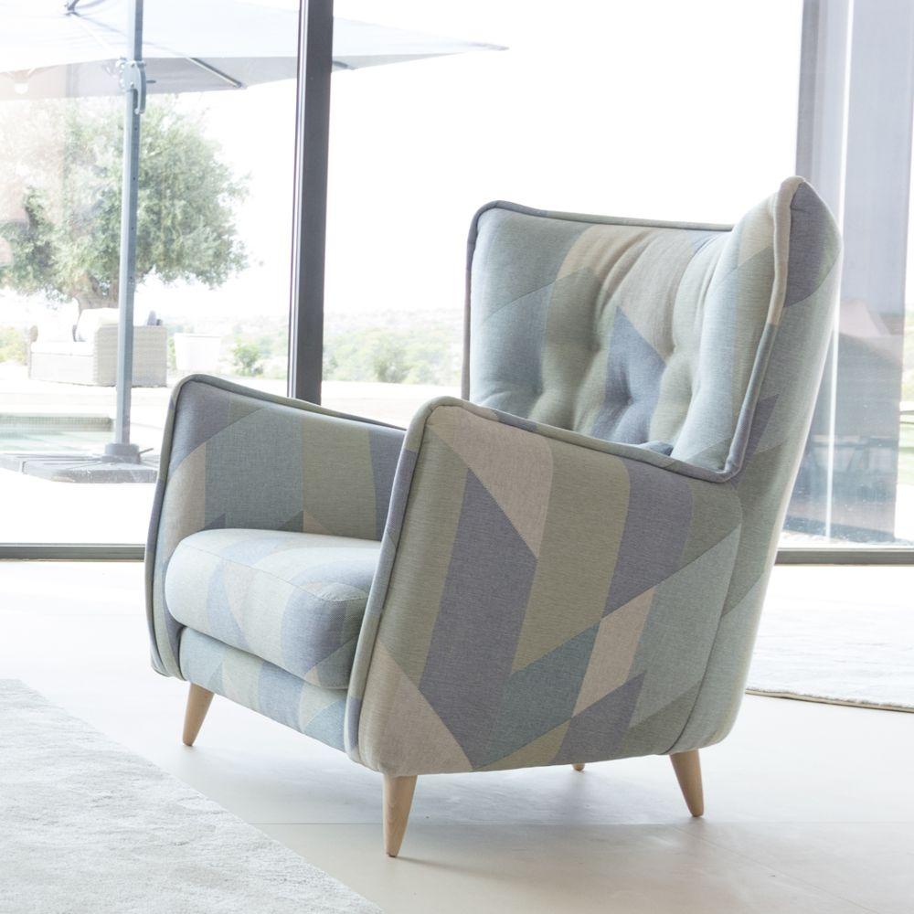 Tonalidades azules sofas y sillones Fama 20
