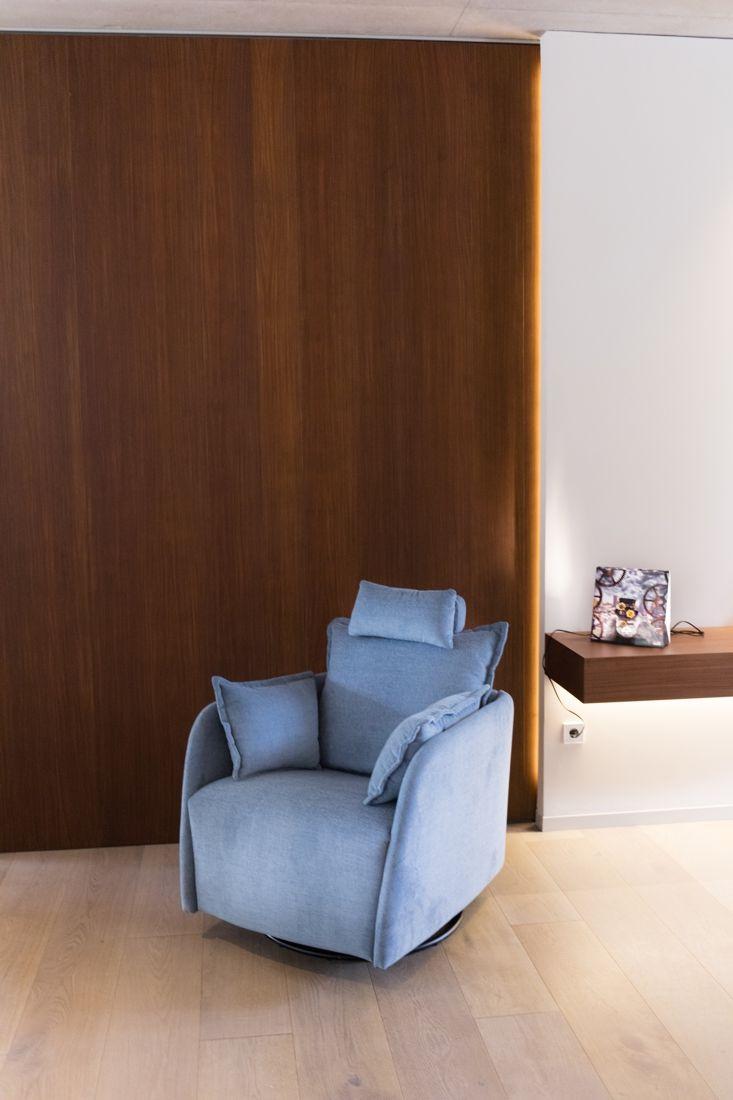 Tonalidades azules sofas y sillones Fama 22