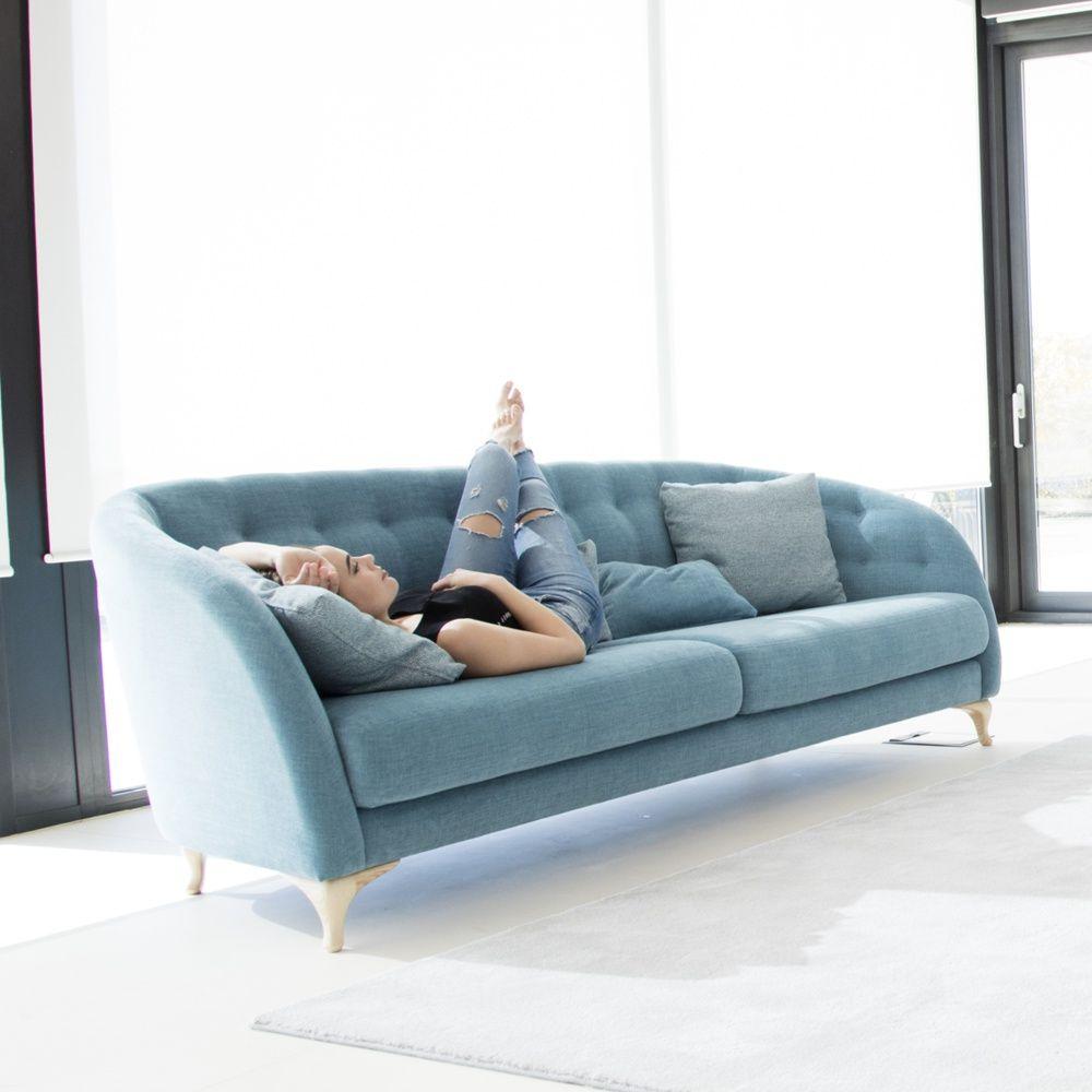 Tonalidades azules sofas y sillones Fama 24