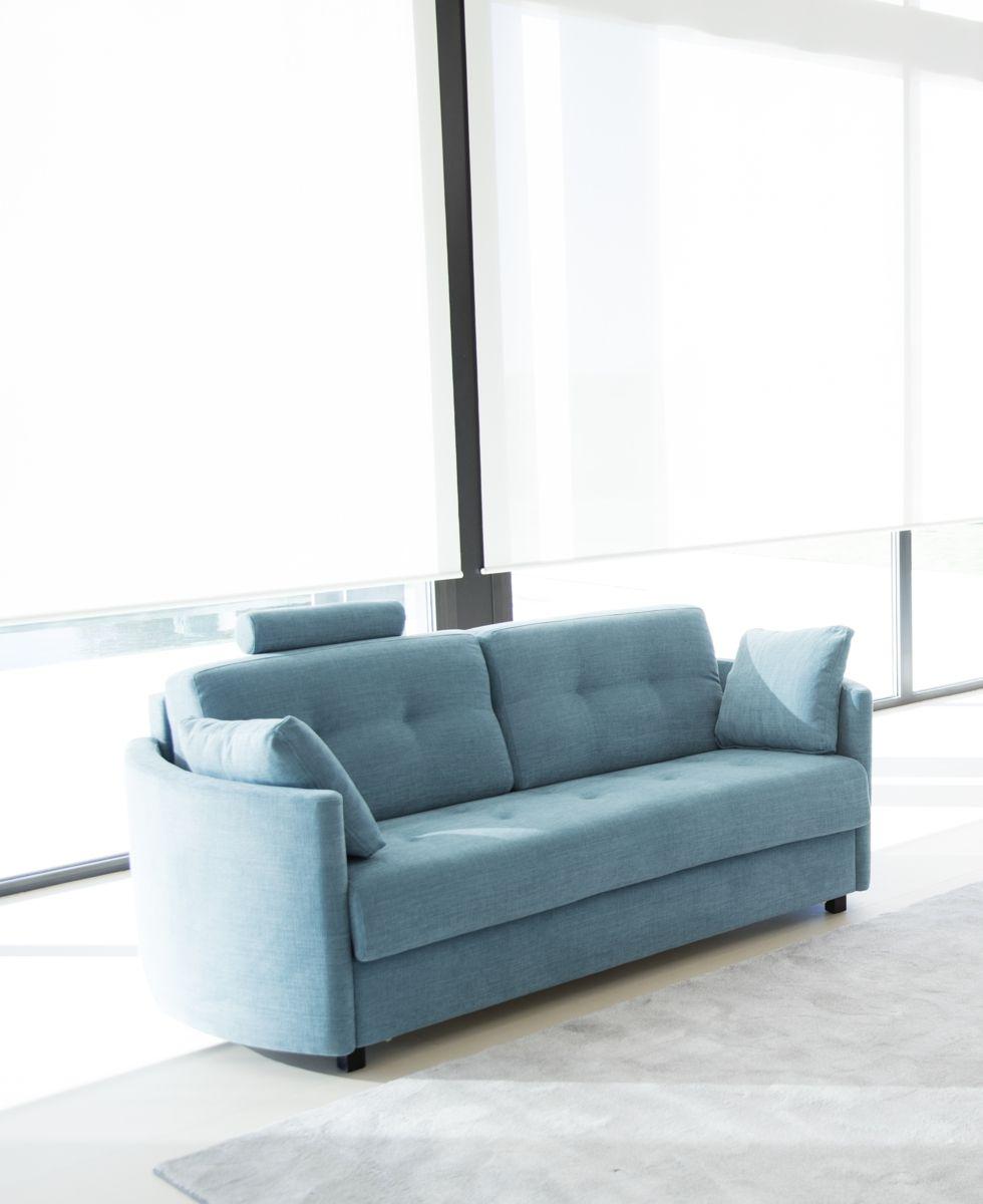 Tonalidades azules sofas y sillones Fama 25