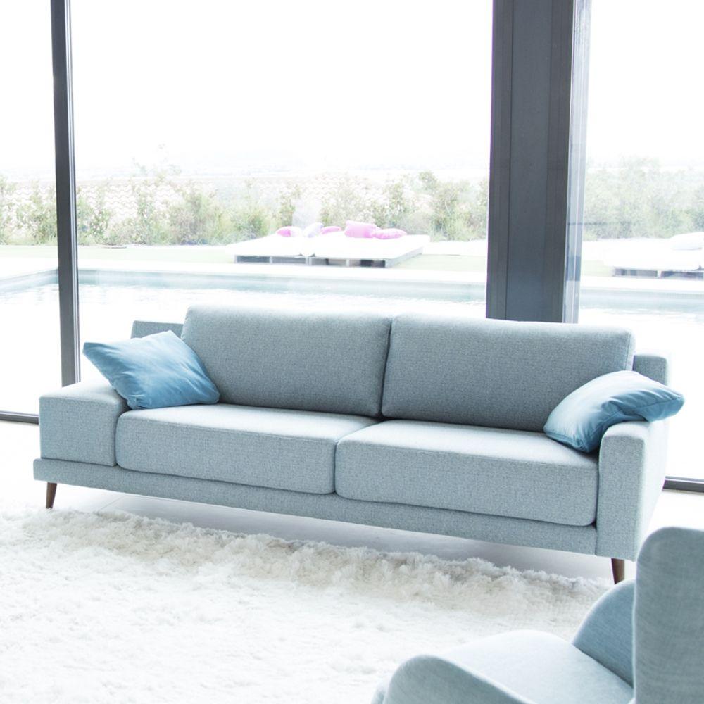 Tonalidades azules sofas y sillones Fama 27