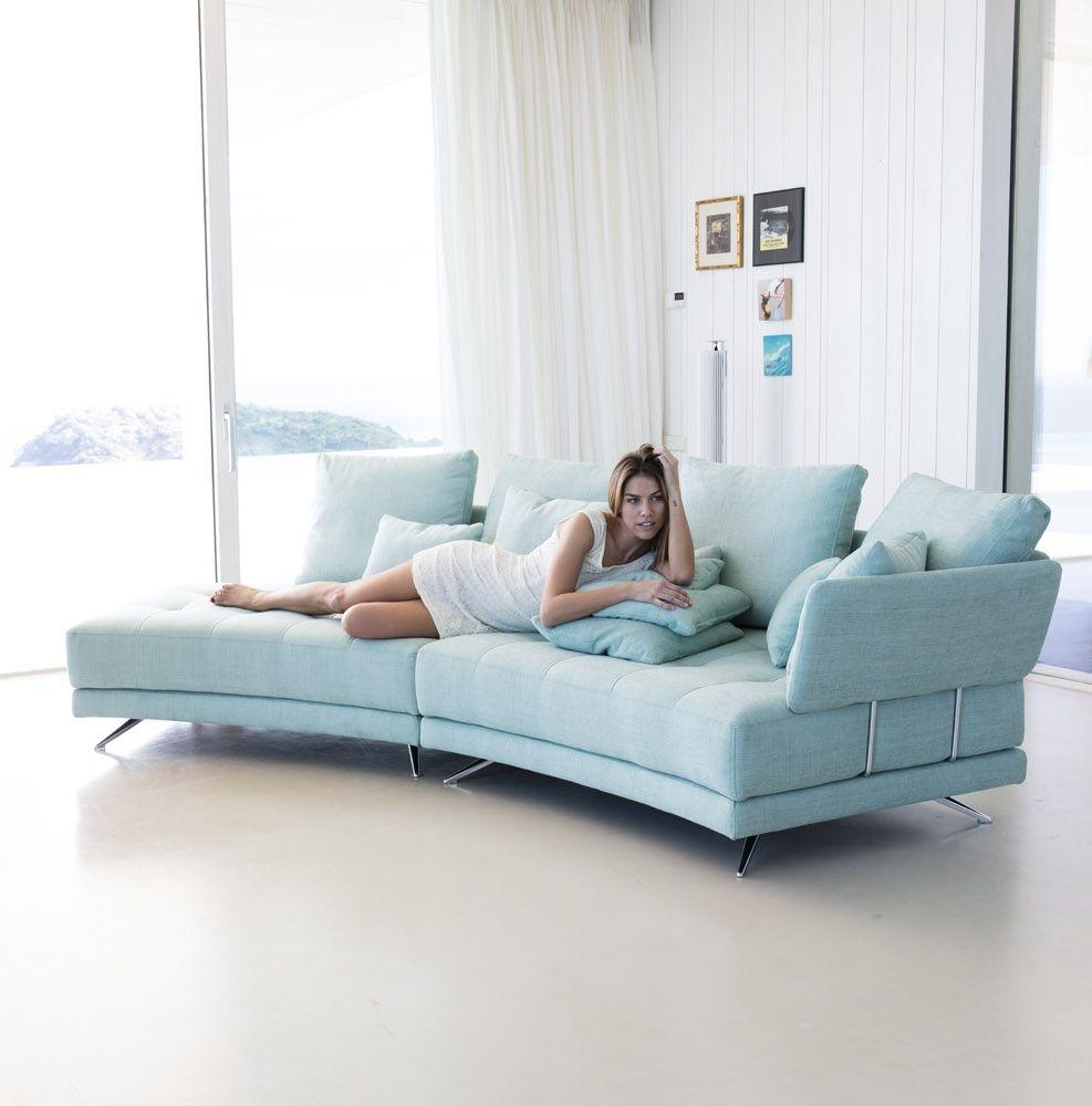 Tonalidades azules sofas y sillones Fama 30