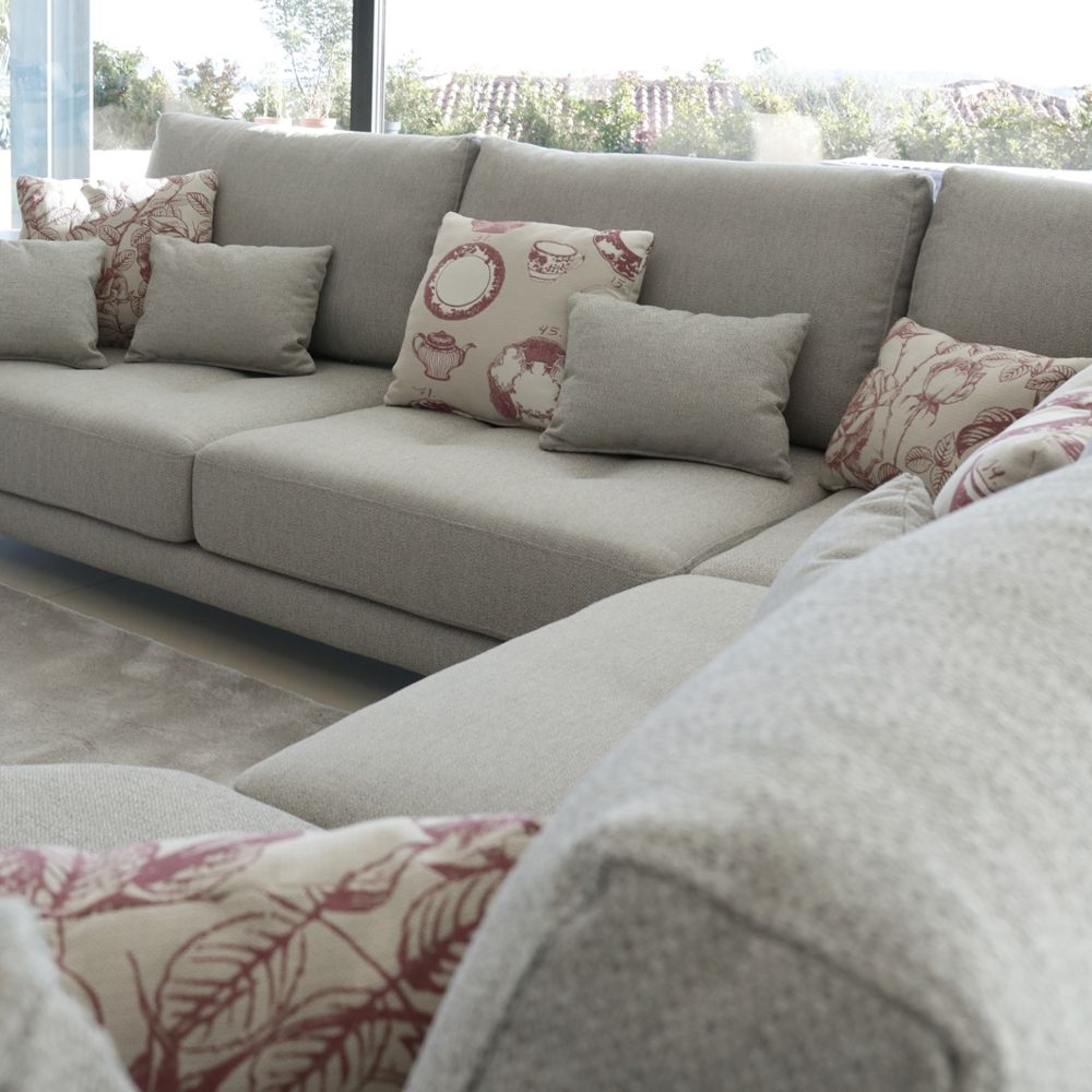 Tonalidades grises sofas y sillones Fama 02