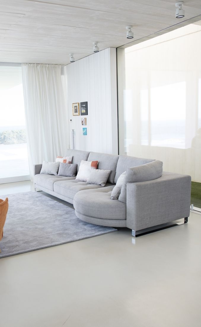 Tonalidades grises sofas y sillones Fama 01