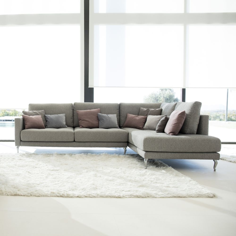 Tonalidades grises sofas y sillones Fama 04