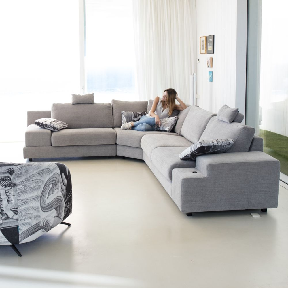 Tonalidades grises sofas y sillones Fama 08