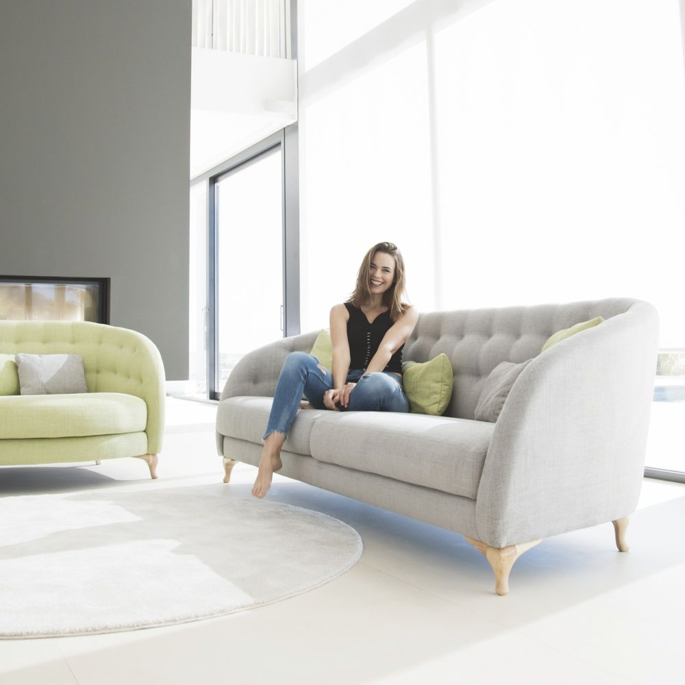 Tonalidades grises sofas y sillones Fama 13