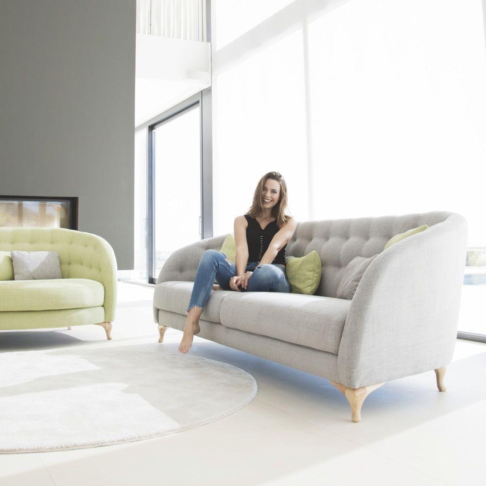 Tonalidades grises sofas y sillones Fama 13