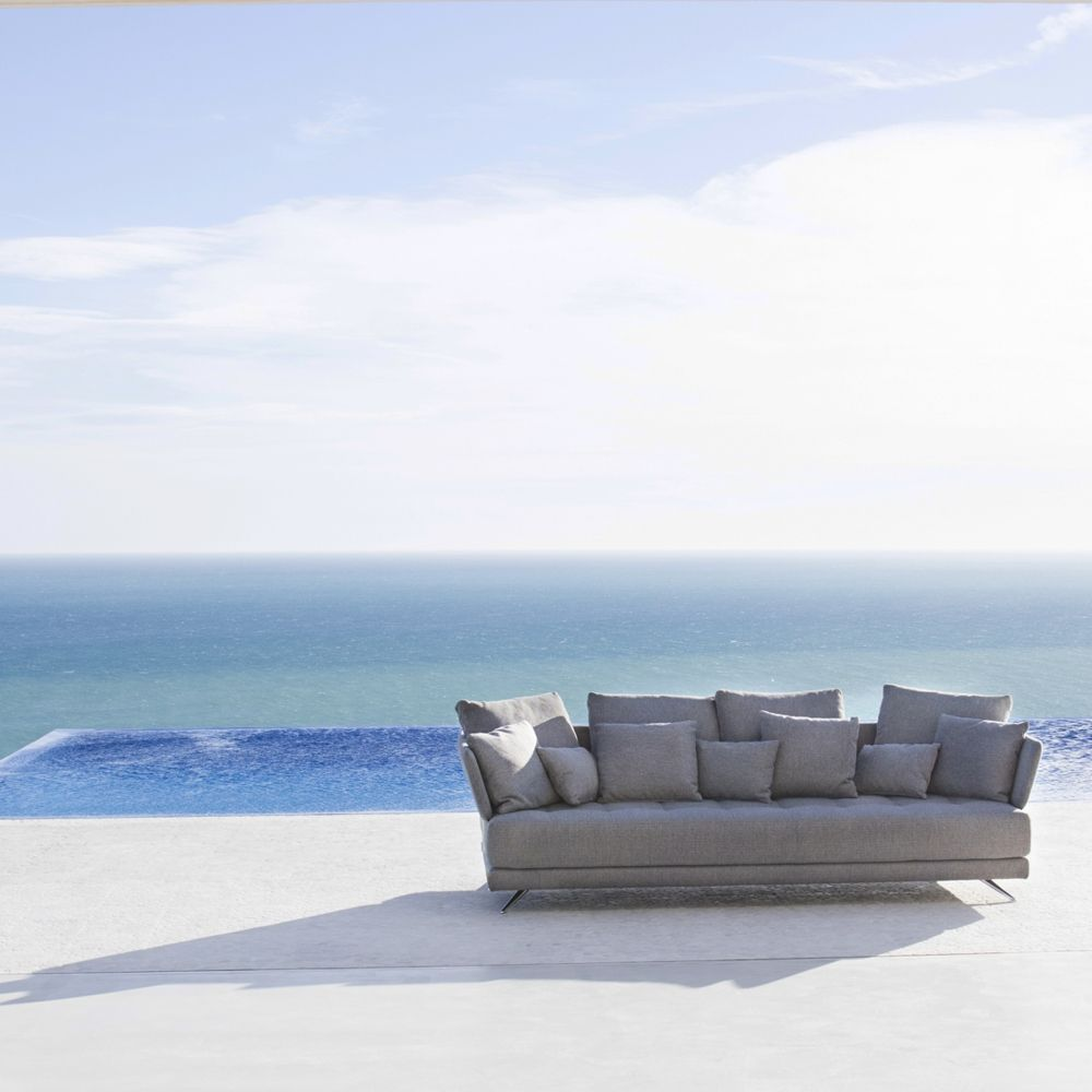 Tonalidades grises sofas y sillones Fama 16