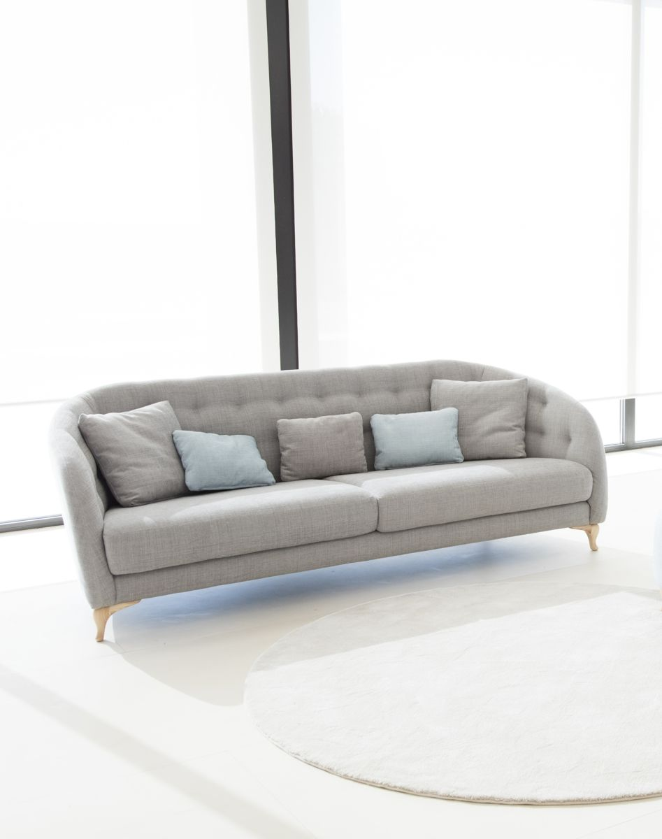 Tonalidades grises sofas y sillones Fama 19