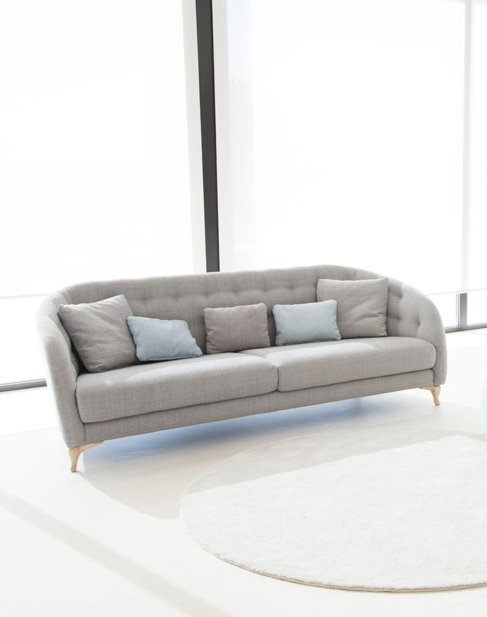 Tonalidades grises sofas y sillones Fama 19