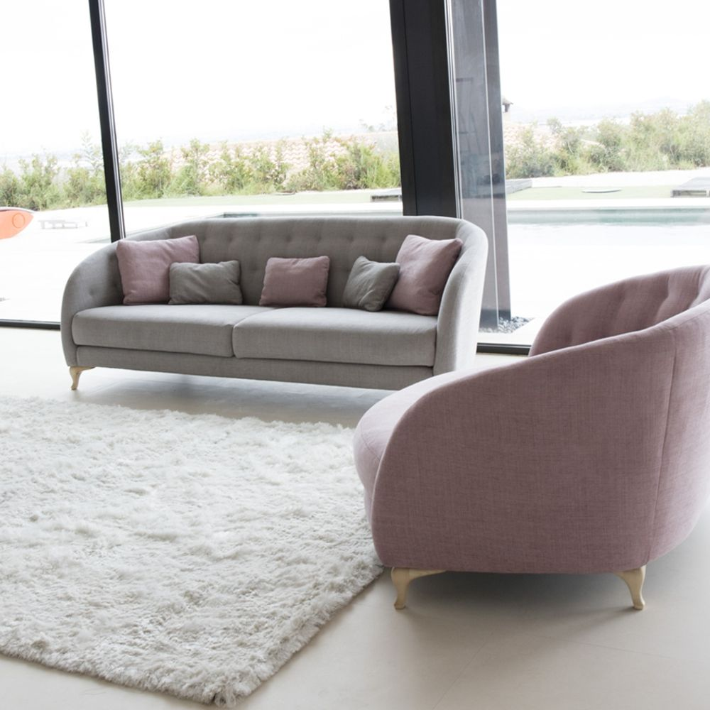 Tonalidades grises sofas y sillones Fama 20