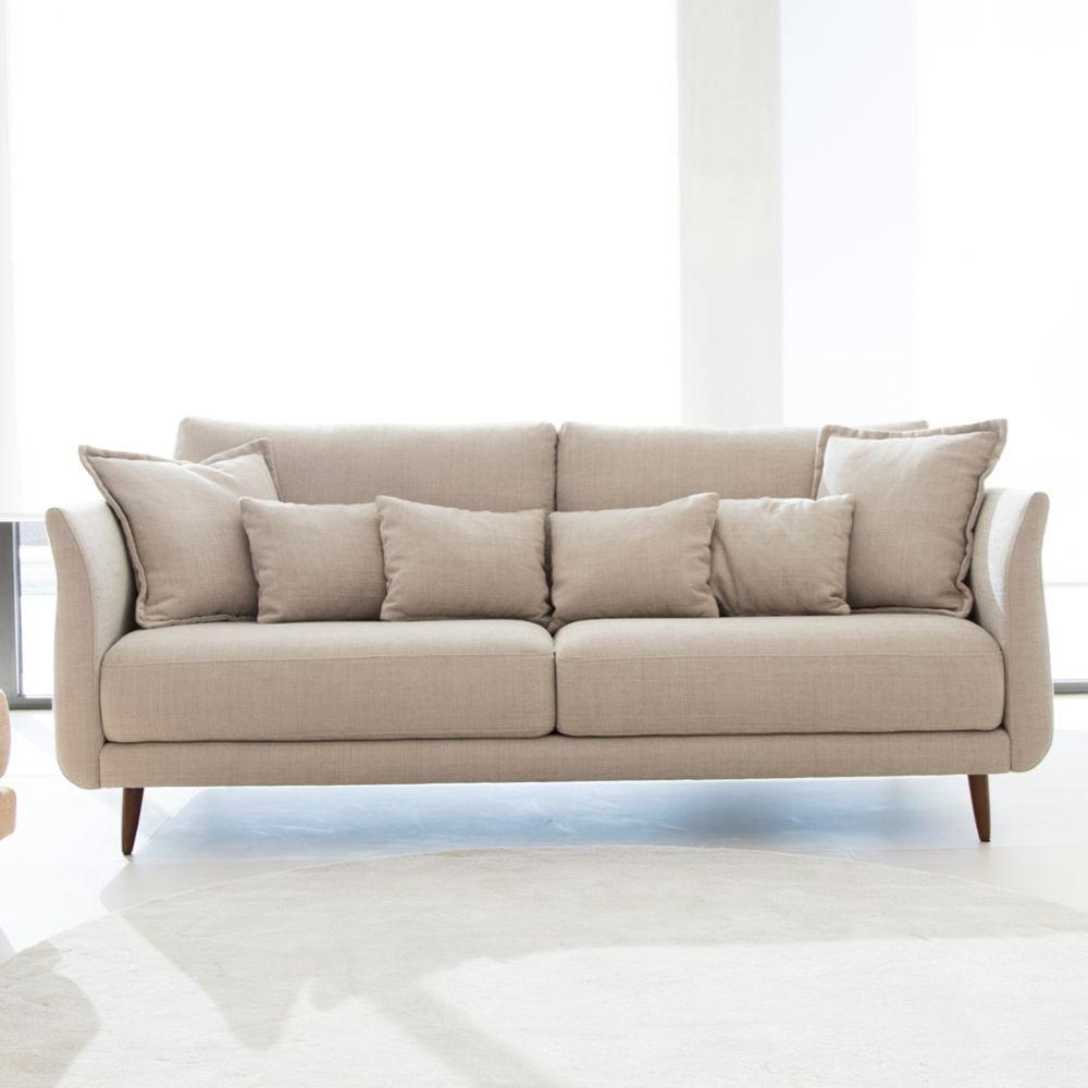 Tonalidades marron y beige sofas y sillones Fama 08