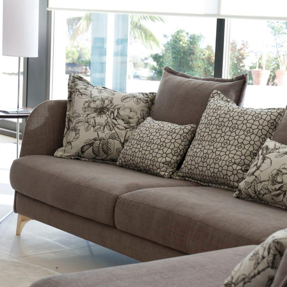 Tonalidades marron y beige sofas y sillones Fama 09