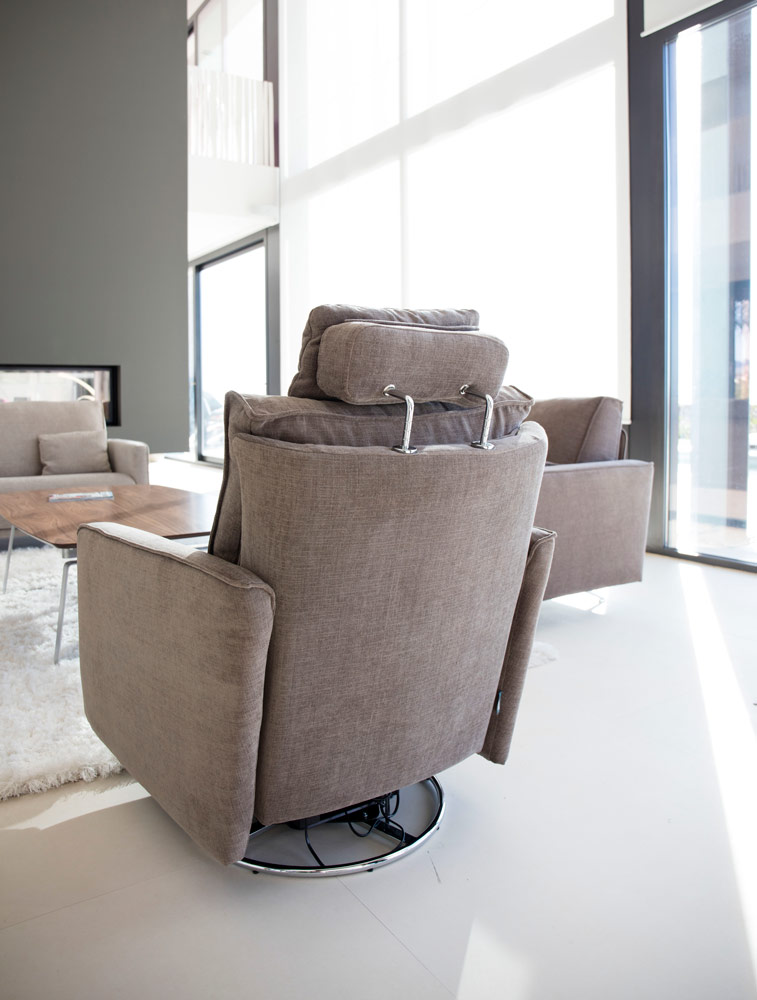 Tonalidades marron y beige sofas y sillones Fama 12
