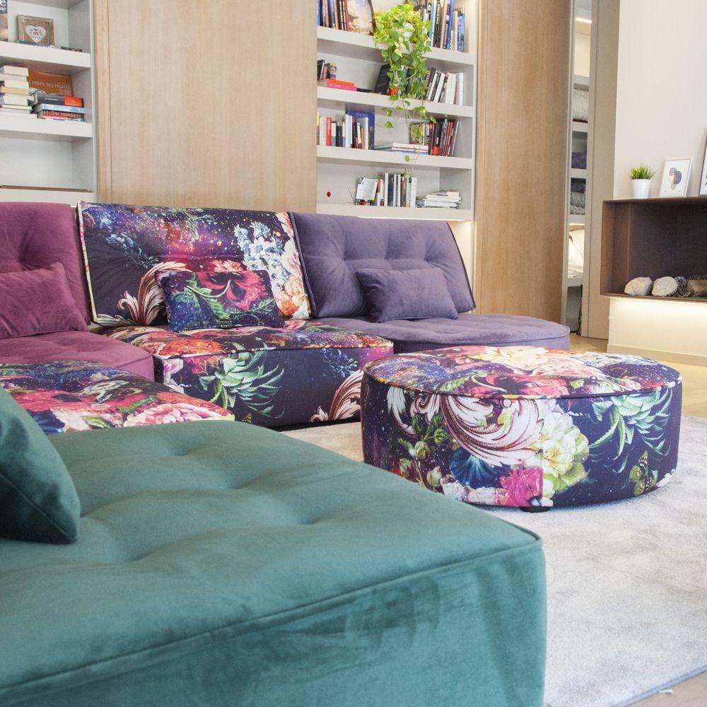 Multicolor sofas y sillones Fama 06