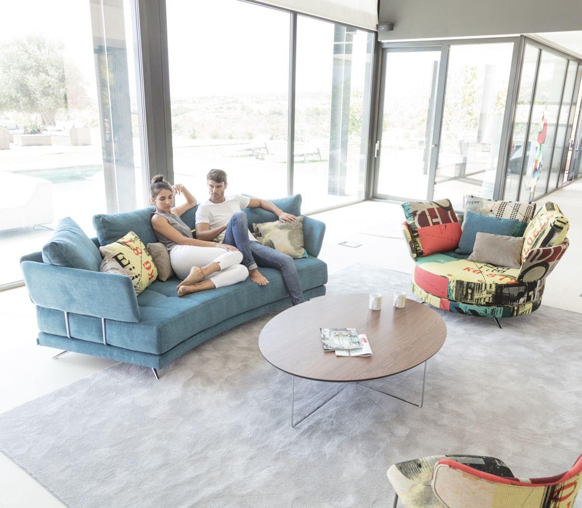 Multicolor sofas y sillones Fama 07