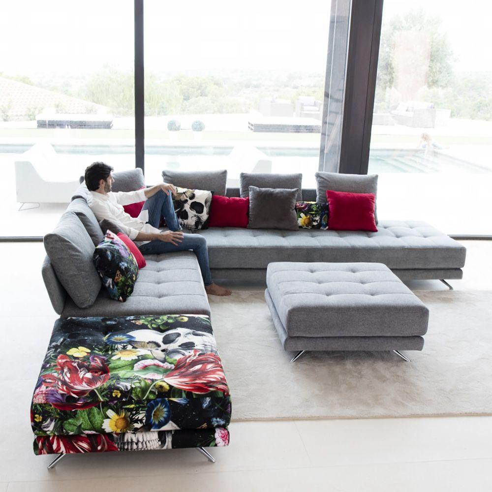 Multicolor sofas y sillones Fama 09